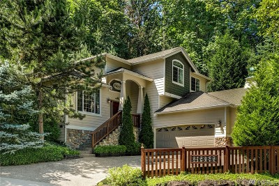 Woodinville Single Family Home For Sale: 18665 151st Ave NE