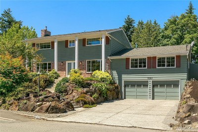 Bellevue Single Family Home For Sale: 5643 129th Ave SE