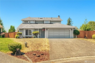 Maple Valley Single Family Home For Sale: 21301 SE 277th Place