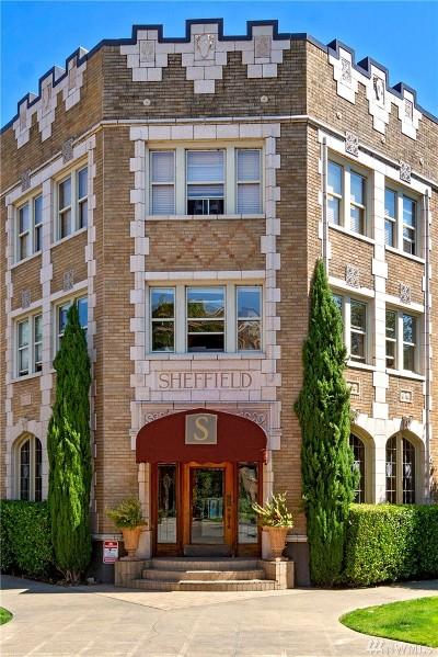 Condo/Townhouse Sold: 200 17th Ave E #101