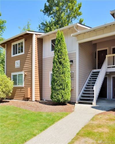 Woodinville Condo/Townhouse For Sale: 14222 NE 181st Pl #N-201