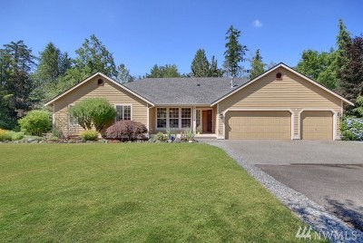 Enumclaw Single Family Home For Sale: 24716 SE 387th St