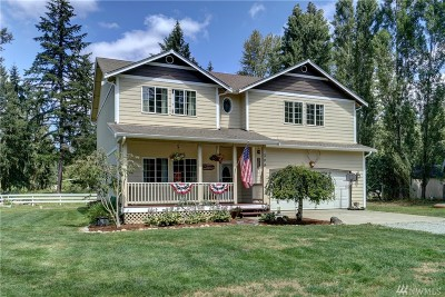 Roy Single Family Home For Sale: 309 350th St E