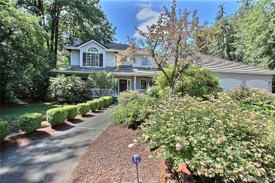 Maple Valley Single Family Home For Sale: 23643 266th Ave SE