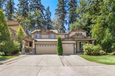 Redmond Single Family Home For Sale: 13664 NE 84th Ct