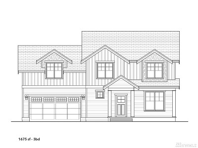 Bellingham Condo/Townhouse For Sale: 4233 Dandelion Lane #74