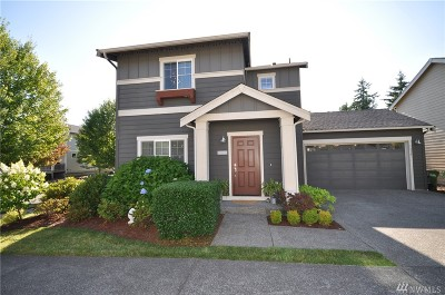 Gig Harbor Single Family Home For Sale: 5215 Bering St NW