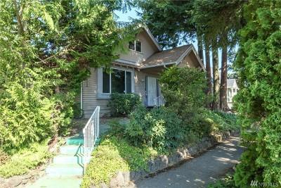 Tacoma Single Family Home For Sale: 2902 N Mason Ave