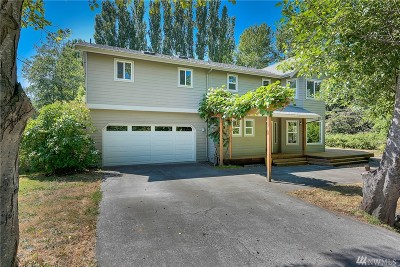 Bellingham WA Single Family Home For Sale: $649,000