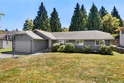 Marysville Single Family Home For Sale: 7110 NE 58th St
