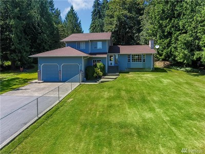 Lake Stevens Single Family Home For Sale: 2304 Lake Dr