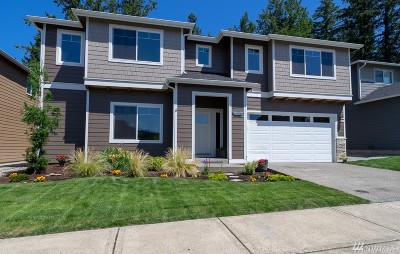 Olympia Single Family Home For Sale: 4630 5th Wy SW