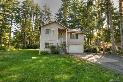 Shelton Single Family Home For Sale: 11 Squaxin Place