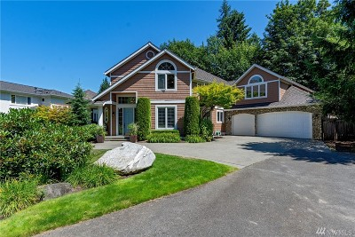 Issaquah Single Family Home For Sale: 19451 SE 57th Place