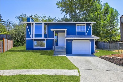 Tacoma Single Family Home For Sale: 3579 E R St