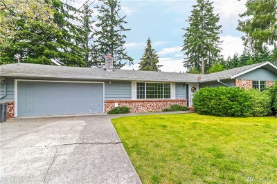 Mill Creek Single Family Home For Sale: 1415 138th St SE