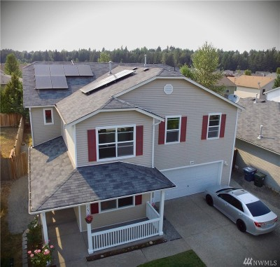 Puyallup Single Family Home For Sale: 18220 96th Ave E