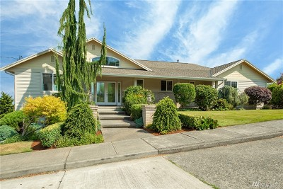 Everett Single Family Home For Sale: 3329 Tulalip Ave