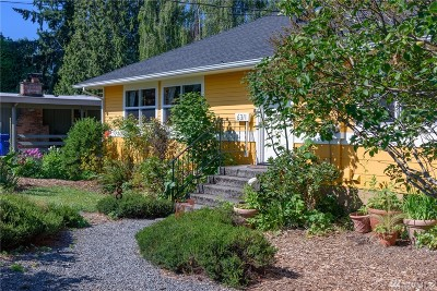 Seattle Single Family Home For Sale: 6311 18th Ave SW