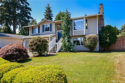 Bothell Single Family Home For Sale: 10516 NE 196th St
