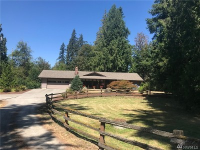 Maple Valley Single Family Home For Sale: 23469 253rd Ave SE