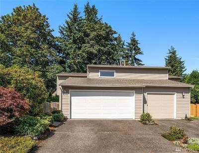 Kirkland Single Family Home For Sale: 13717 135th Ave NE