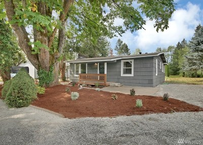 Tacoma Single Family Home For Sale: 2103 88th St E