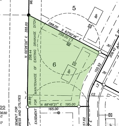 Mccleary Residential Lots & Land For Sale: 75 Aspen Lane