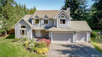 Lake Stevens Single Family Home For Sale: 13001 96th St NE