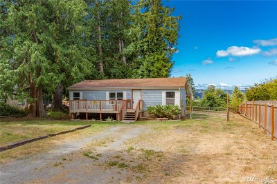 Langley Single Family Home Sold: 3250 East Harbor Rd