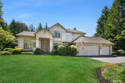 North Bend WA Single Family Home For Sale: $760,000