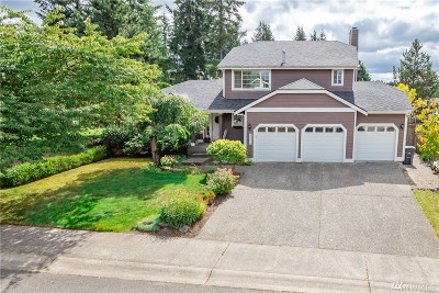 Maple Valley Single Family Home For Sale: 22815 SE 266th St