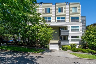 Seattle Condo/Townhouse For Sale: 7600 Greenwood Ave N #203