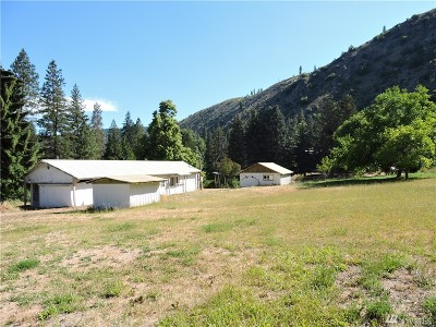 Entiat Single Family Home For Sale: 112 Sines Lane