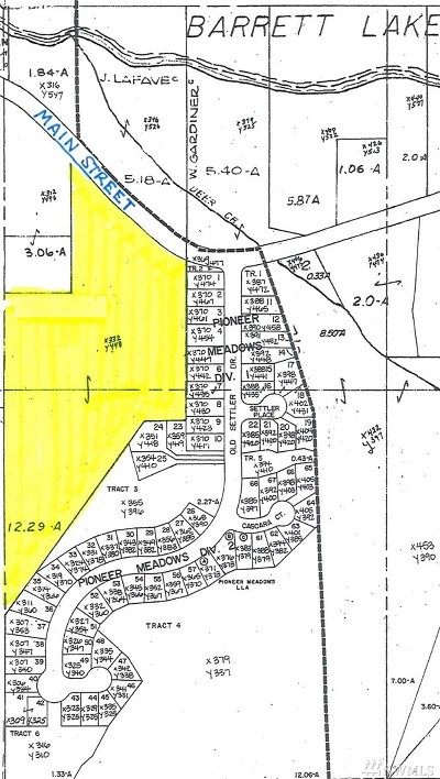 Ferndale WA Residential Lots & Land For Sale: $1,500,000