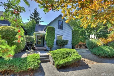 Seattle Single Family Home For Sale: 5813 4th Ave NW