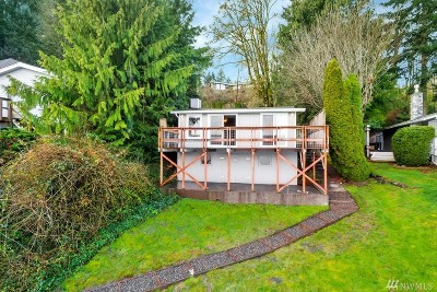 Gig Harbor Single Family Home For Sale: 4738 24th St NW