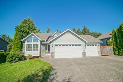 Gig Harbor Single Family Home For Sale: 5306 64th Ave NW