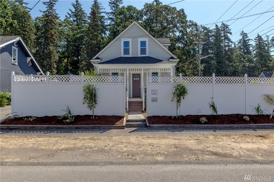 Tacoma Single Family Home For Sale: 5047 S Warner St