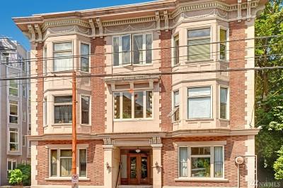 Seattle Condo/Townhouse For Sale: 115 Bellevue Ave E #102