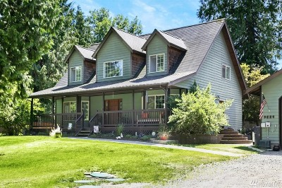Snohomish Single Family Home For Sale: 9224 180th St SE