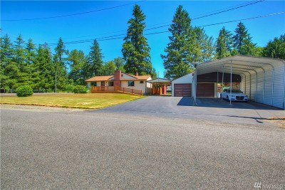 Renton Single Family Home For Sale: 13404 170th Ave SE