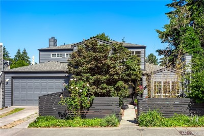 Seattle Single Family Home For Sale: 8408 36th Ave SW