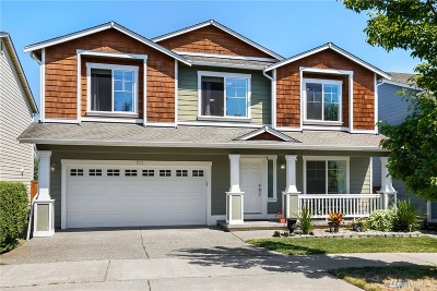 Snohomish Single Family Home For Sale: 5911 120th Place SE