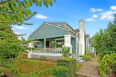 Tacoma Single Family Home For Sale: 516 S 43rd St