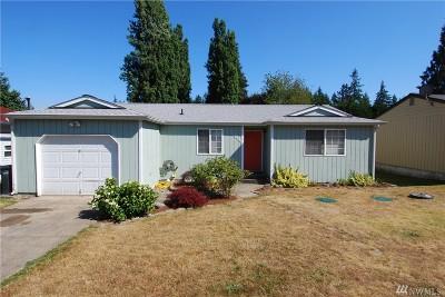 Shelton Single Family Home For Sale: 2036 Beverly Blvd