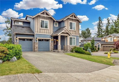 Maple Valley Single Family Home For Sale: 27014 223rd Lane SE