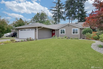 Federal Way Single Family Home For Sale: 1717 SW 347th Place