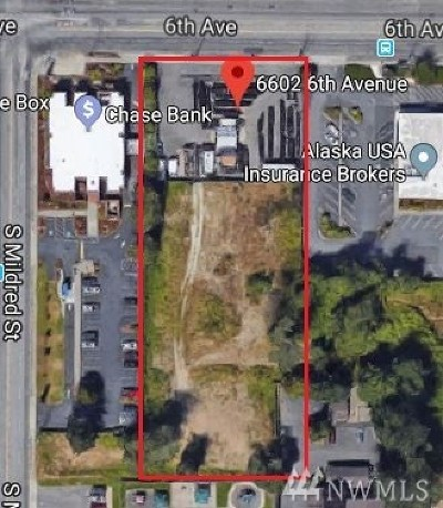 Tacoma Residential Lots & Land For Sale: 6602 6th Ave