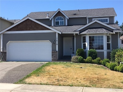 Spanaway Single Family Home For Sale: 17818 15th Ave E